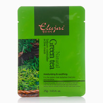 Green Tea Mask Sheet by Elujai