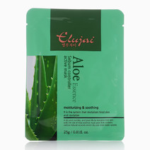 Aloe Mask Sheet Aloe–10pcs by Elujai