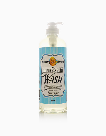 Ocean Body Wash (500ml) by Messy Bessy