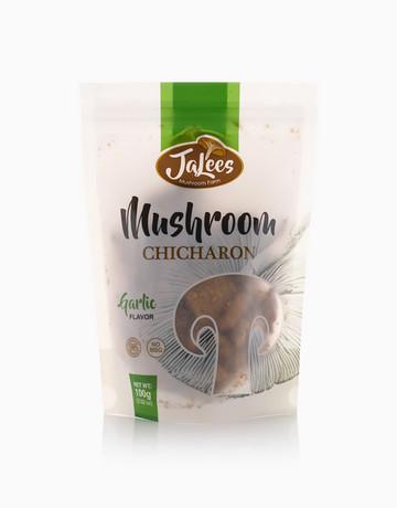 Chicharon Garlic (100g) by JA Lees Farms Mushroom Chicharon