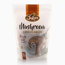Chicharon Barbecue (100g) by JA Lees Farms Mushroom Chicharon