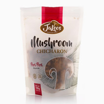 Chicharon Peri Peri (100g) by JA Lees Farms Mushroom Chicharon
