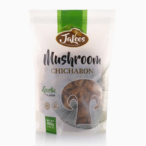 Chicharon Garlic (200g) by JA Lees Farms Mushroom Chicharon