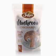 Chicharon Barbecue (200g) by JA Lees Farms Mushroom Chicharon