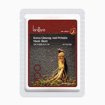 Korea Ginseng Mask Sheet by Langsre