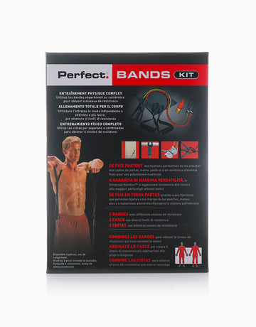 Bands Kit by Perfect Fitness