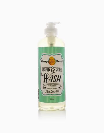 Aloe Body Wash (500ml) by Messy Bessy