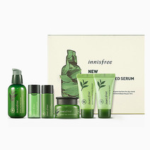 Green Tea Seed Serum Special Set by Innisfree