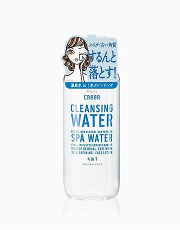 Cleansing Spa Water by Kracie