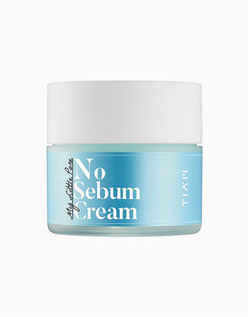 My Little Pore No Sebum Cream by Tiam