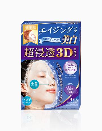 3D Brightening–4pcs by Kracie