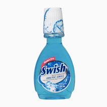 Swish mouthwash 120ml arcticchillbreath