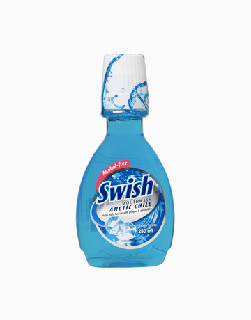 Swish Mouthwash (250ml) by Swish