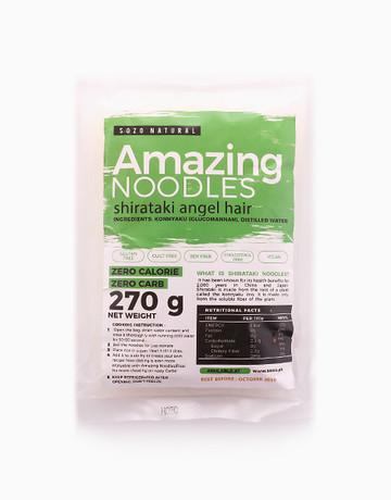 Shirataki Angel Hair Noodles (270g) by SOZO Natural