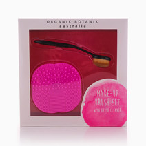Makeup Brush Set by Organik Botanik