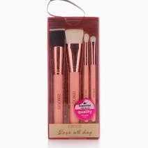 Rose 4-Piece Face & Eye Set by Pink Slip