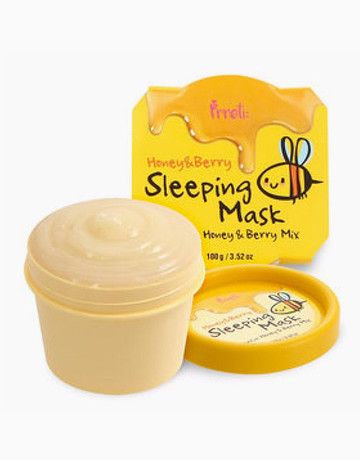 Honey & Berry Sleeping Mask by Prreti