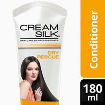 Cream Silk Daily Treatment Conditioner Dry Rescue 180ml by Cream Silk