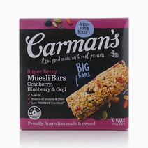 Superberry Muesli Bar (270g) by Carman's