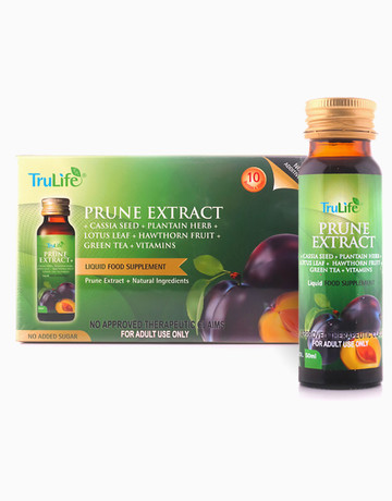 TruLfe Prune Extract (10 bottles) by TruLife