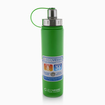 Triple Insulated The Boulder (20oz / 600ml) by Eco Vessel in Mile High Green