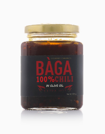 Baga Chili in Olive Oil by Gourmet Cravings