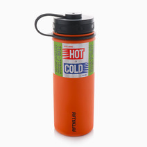 Stainless Steel Vacuum Insulated Bottle (18oz/530ml) by Fifty Fifty