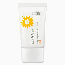 Daily UV Protection Cream Mild SPF35 PA+++ by Innisfree