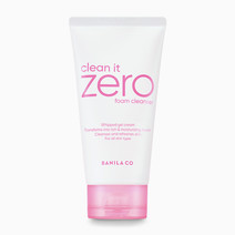 Clean It Zero Foam Cleanser (150ml) by Banila Co. in