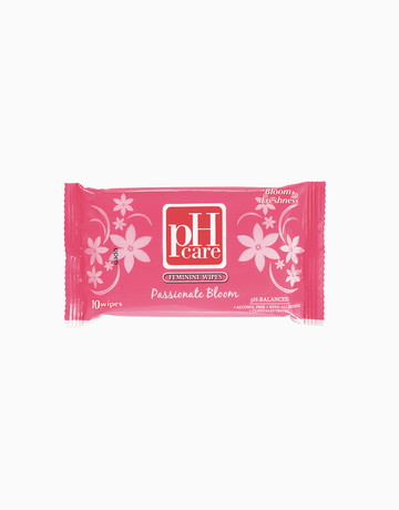 Passionate Bloom Feminine Wipes by pH Care®
