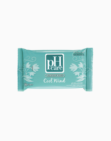 Cool Wind Feminine Wipes by pH Care®