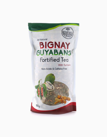 Guyabano Bignay Tea with Turmeric (180g) by Bendurya