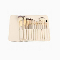 12pc Brush Set w/ Case by Brush Work