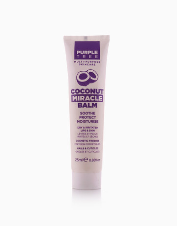 Coconut Miracle Balm by Purple Tree