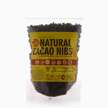 Natural Cacao Nibs (250g) by Green Silo