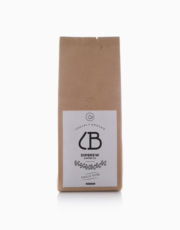 Classic Blend Coffee Bag by DipBrew Coffee Co.