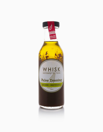 Paleo Balsamic +Roasted Garlic (325ml) by Whisk