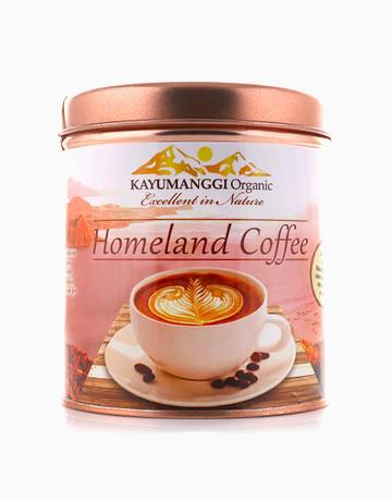 Homeland Coffee by Kayumanggi Organic