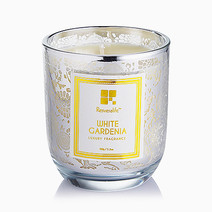 Candle (White Gardenia) by Resveralife