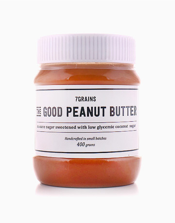 The Good Peanut Butter (400g) by 7Grains Company