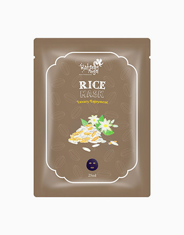 Rice Mask by Water Angel