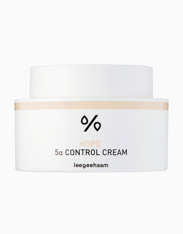 Hope 5α (5alpha) Control Cream by Leegeehaam