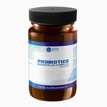 Probiotics Complex (60 Capsules) by SOZO Natural