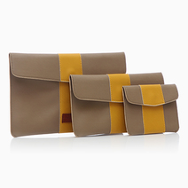 Flap Travel Pouch (Set of 3) by Coco & Tres