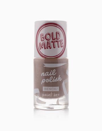 Hyper Matte Nail Polish by BENCH