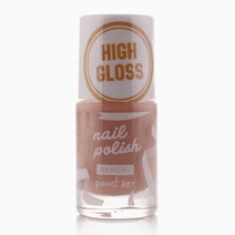 Hyper Gel Shine Nail Polish by BENCH
