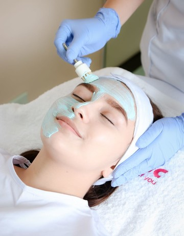 Dermclinic total rejuvenating facial with firming mask 4