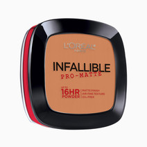 Pro-Matte 16HR Powder by L'Oréal Paris