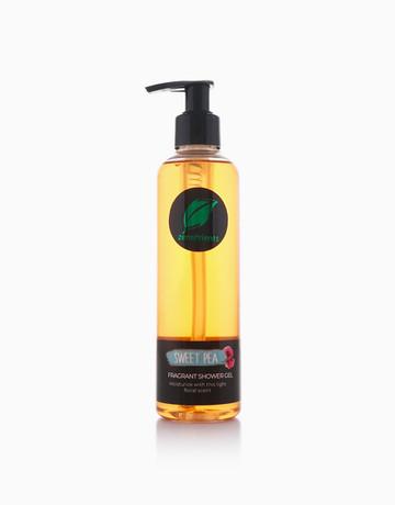 Sweet Pea Fragrant Shower Gel by Zenutrients