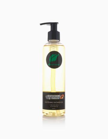 Glutathione & Papaya Shower Gel by Zenutrients